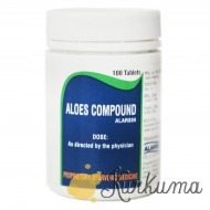Алоез Компаунд 100 таблеток от Аларсин (Aloes Compaund Alarsin)